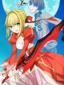Fate/EXTRA漫画