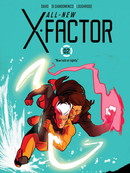 All new x-factor漫画